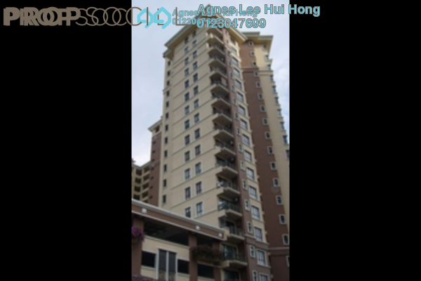 For Sale Condominium at Casa Indah 1, Tropicana Freehold Unfurnished 3R/3B 680k