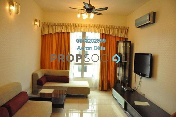 For Rent Apartment at e-Tiara, Subang Jaya Freehold Fully Furnished 3R/2B 2.6k