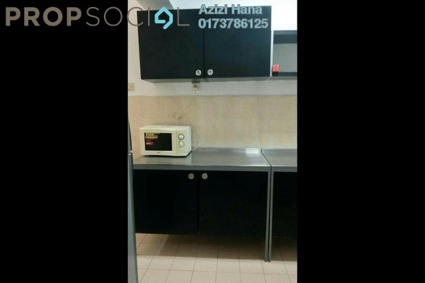 For Rent Apartment at Mawar Apartment, Sentul Freehold Semi Furnished 3R/2B 1.4k