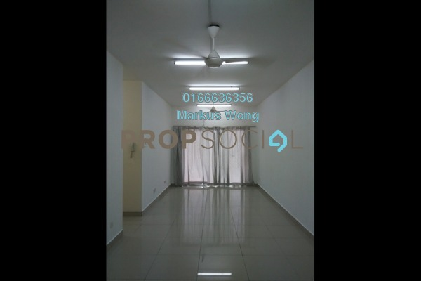 For Rent Serviced Residence at OUG Parklane, Old Klang Road Freehold Semi Furnished 3R/2B 1.1k