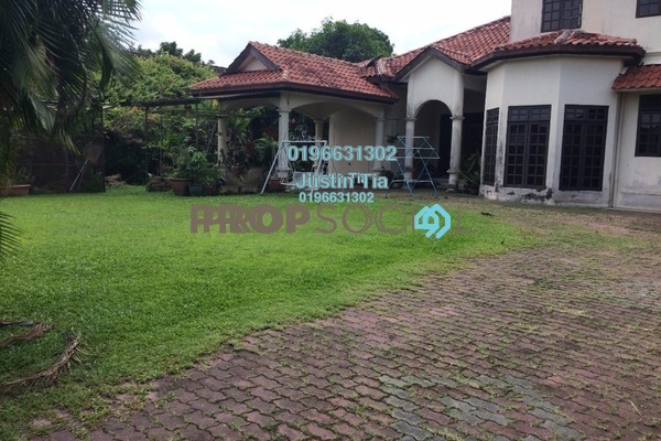 For Sale Bungalow at Section 9, Petaling Jaya Leasehold Semi Furnished 5R/3B 3.5m