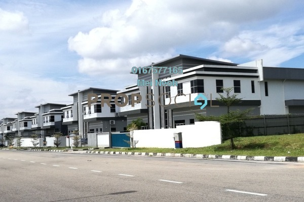 For Sale Factory at Taman Desa Cemerlang, Ulu Tiram Freehold Unfurnished 0R/0B 2.4m