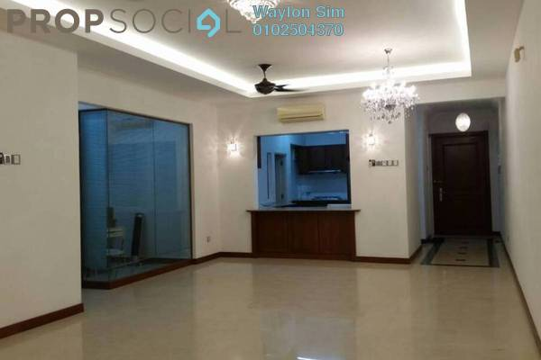 For Sale Condominium at La Grande Kiara, Mont Kiara Freehold Semi Furnished 4R/4B 1.2m