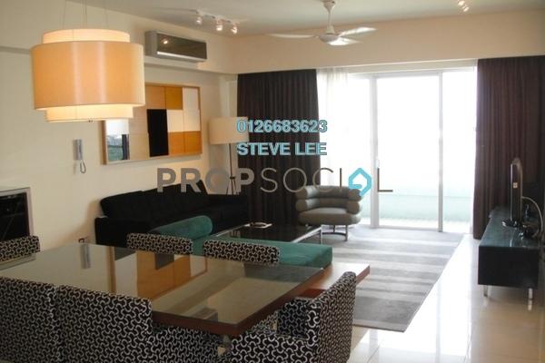 For Sale Condominium at Tiffani Kiara, Mont Kiara Freehold Fully Furnished 3R/2B 1.23m