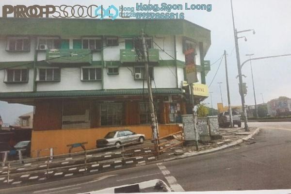 For Rent Shop at Taman Genting, Setapak Freehold Unfurnished 0R/3B 25k