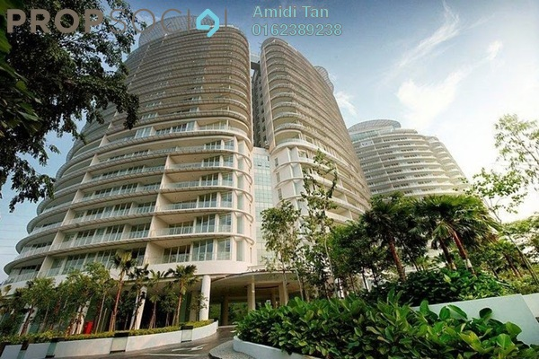 For Rent Condominium at Sunway Palazzio, Sri Hartamas Freehold Semi Furnished 4R/4B 8k
