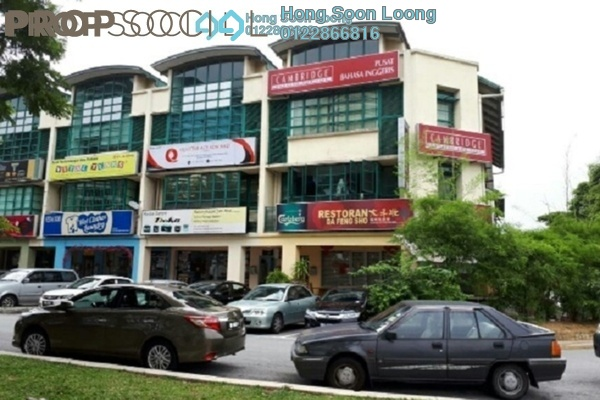 For Rent Shop at Dataran Ara Damansara, Ara Damansara Freehold Unfurnished 0R/2B 12k