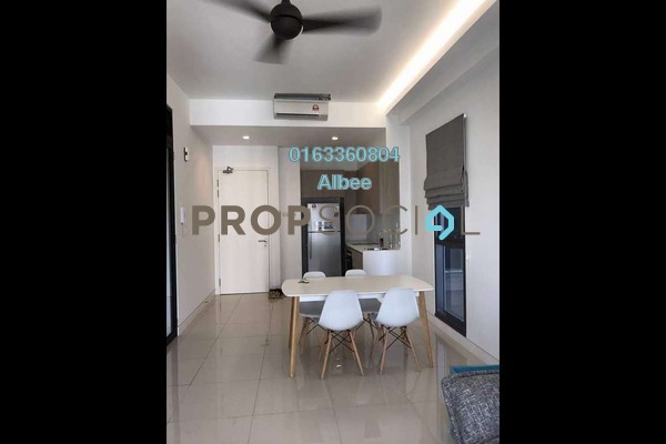 For Rent Condominium at Tropicana Gardens, Kota Damansara Freehold Fully Furnished 0R/1B 2.25k