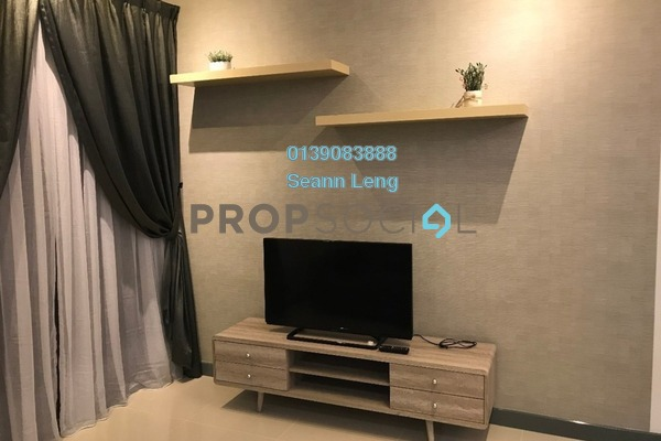 For Rent Condominium at South View, Bangsar South Freehold Fully Furnished 2R/2B 2.55k