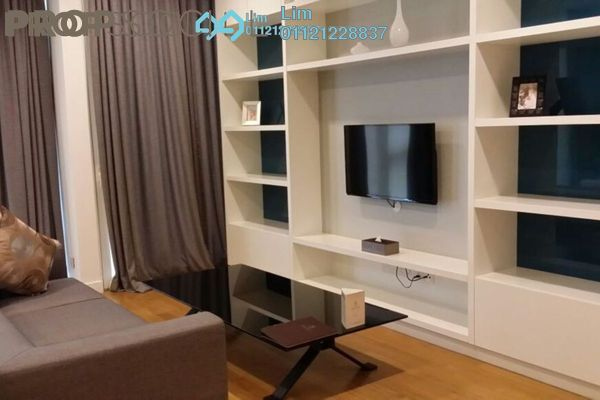 For Rent Condominium at Platinum Suites, KLCC Freehold Fully Furnished 1R/2B 4.2k