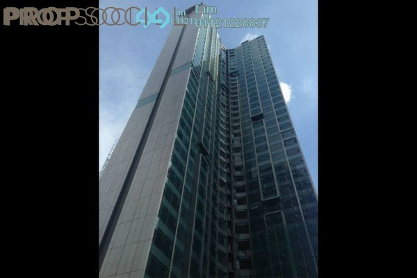 For Rent Condominium at Quadro Residences, KLCC Freehold Fully Furnished 4R/4B 7k