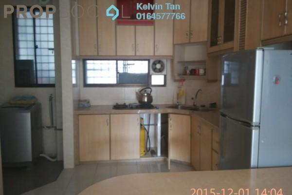 For Rent Apartment at Medan Lumba Kuda, Air Itam Freehold Fully Furnished 3R/2B 1.1k