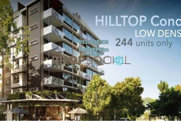 For Sale Condominium at Iris Residence, Bandar Sungai Long Freehold Semi Furnished 3R/2B 488k
