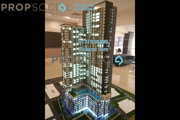 For Sale Condominium at Rica Residence, Sentul Freehold Unfurnished 2R/1B 517k