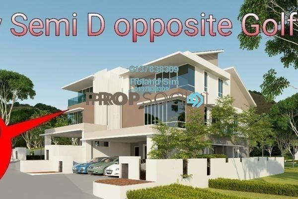For Sale Semi-Detached at Indah Height, Bandar Sungai Long Freehold Unfurnished 5R/6B 2.23m
