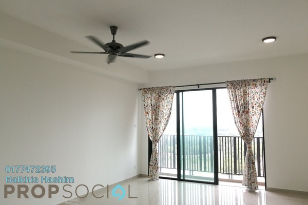 For Rent Condominium at i-City, Shah Alam Freehold Semi Furnished 1R/1B 1.1k