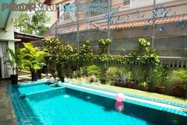 For Sale Bungalow at Mutiara Seputeh, Seputeh Freehold Fully Furnished 9R/7B 7.98m