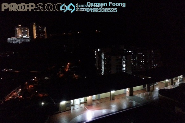 For Rent Condominium at Ketumbar Heights, Cheras Freehold Semi Furnished 4R/2B 1.2k