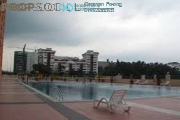 For Sale Condominium at Connaught Avenue, Cheras Leasehold Semi Furnished 3R/2B 438k