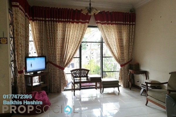 For Rent Terrace at Greenlane, Bukit Jelutong Freehold Semi Furnished 4R/3B 2.2k