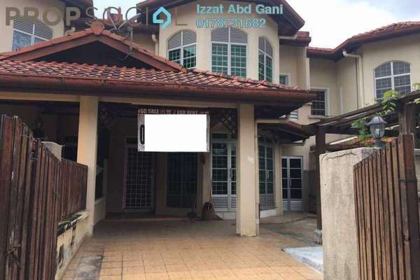 For Sale Superlink at Damai Murni, Alam Damai Freehold Semi Furnished 4R/3B 830k