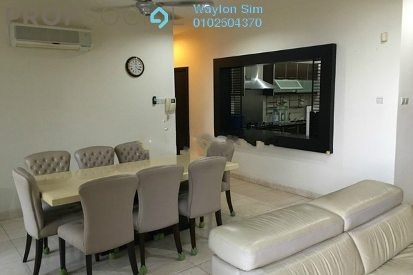 For Rent Condominium at Hartamas Regency 2, Dutamas Freehold Fully Furnished 3R/3B 3.5k