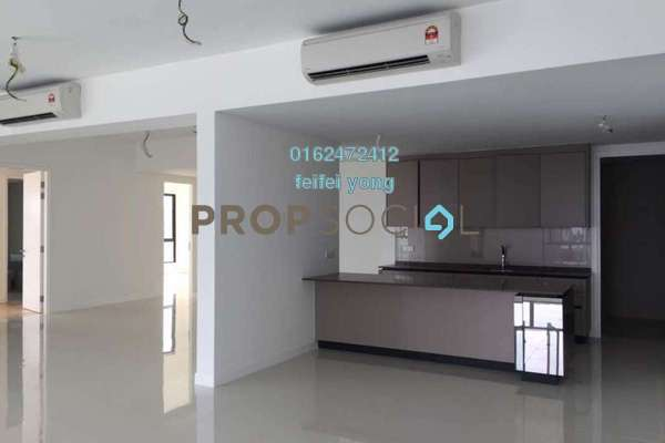 For Sale Condominium at Residensi 22, Mont Kiara Freehold Semi Furnished 4R/5B 2.5m