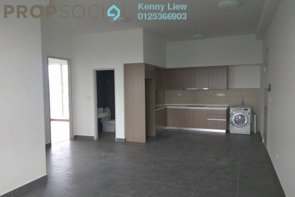 For Rent Serviced Residence at Sentrio Suites, Desa Pandan Freehold Semi Furnished 3R/3B 3k