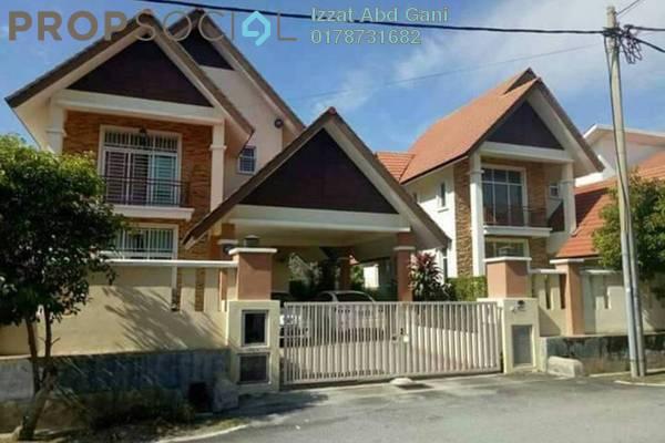 For Sale Bungalow at Laman Jasmin, Nilai Impian Freehold Semi Furnished 6R/4B 980k