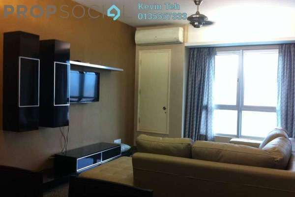 For Sale Condominium at i-Zen Kiara I, Mont Kiara Freehold Fully Furnished 2R/2B 790k