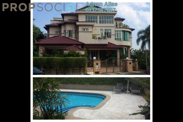 For Sale Bungalow at Tropicana Golf & Country Resort, Tropicana Freehold Unfurnished 8R/9B 11m