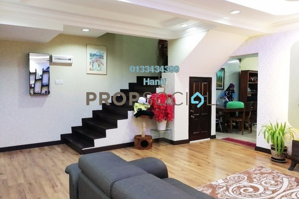 For Sale Terrace at Section 11, Shah Alam Freehold Semi Furnished 4R/3B 700k