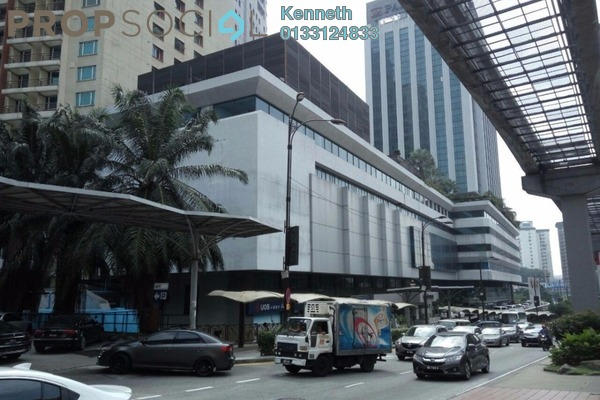 For Rent Office at President House, Bukit Bintang Freehold Semi Furnished 0R/0B 36k