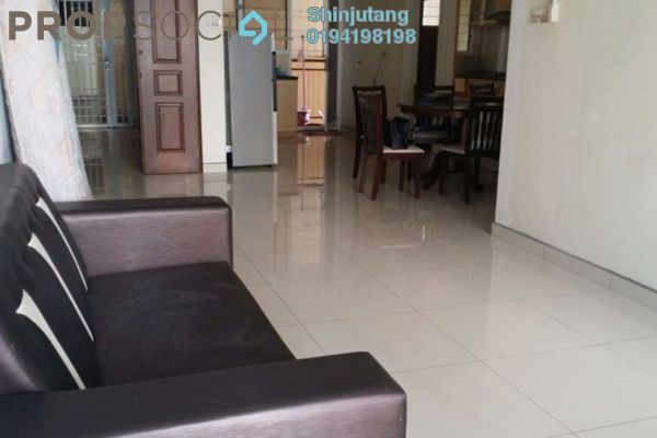 For Sale Condominium at Gurney Park, Gurney Drive Freehold Fully Furnished 3R/2B 750k