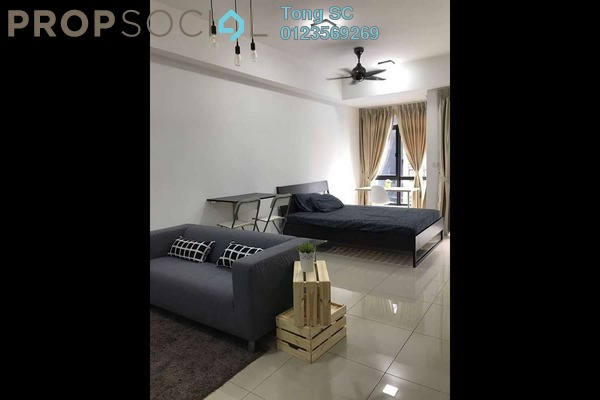 For Rent SoHo/Studio at Paramount Utropolis, Glenmarie Freehold Fully Furnished 1R/1B 1.3k