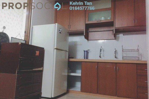 For Sale Apartment at Medan Lumba Kuda, Air Itam Freehold Fully Furnished 3R/2B 530k