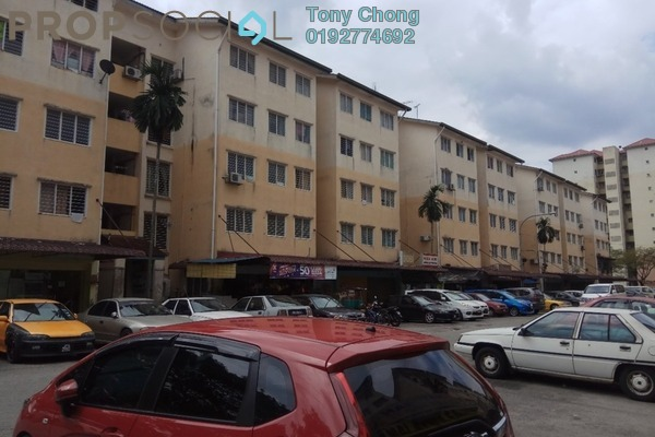 For Sale Apartment at Sunway Kinrara, Bandar Puchong Jaya Freehold Semi Furnished 2R/2B 160k