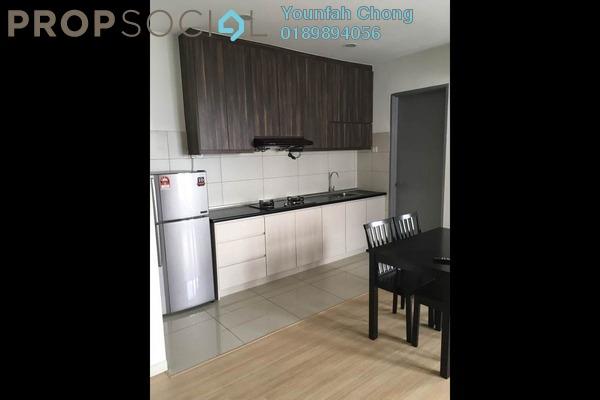 For Rent Condominium at USJ One Park, UEP Subang Jaya Freehold Fully Furnished 0R/1B 1.9k