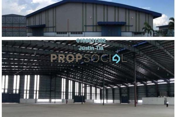 For Rent Factory at Kampung Telok Gong , Port Klang Freehold Unfurnished 0R/0B 87.4k