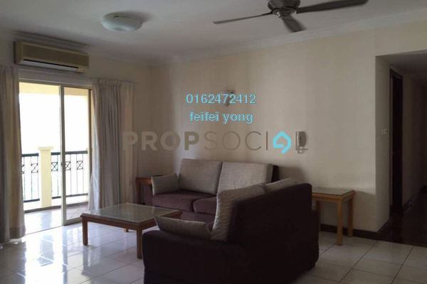 For Sale Condominium at Almaspuri, Mont Kiara Freehold Fully Furnished 3R/3B 950k