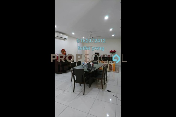 For Sale Condominium at Ceriaan Kiara, Mont Kiara Freehold Fully Furnished 4R/4B 1.35m
