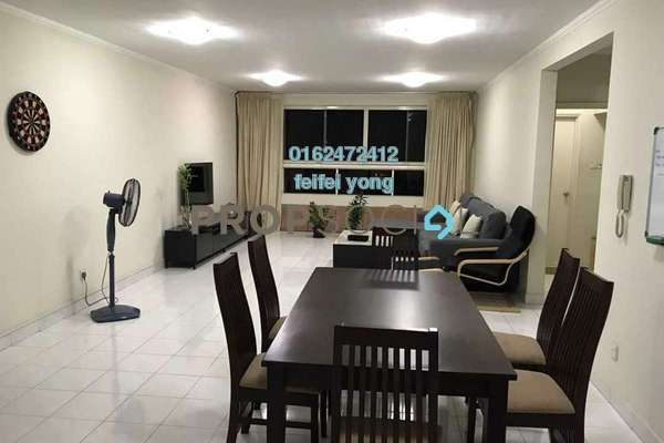 For Sale Condominium at Mont Kiara Pelangi, Mont Kiara Freehold Fully Furnished 3R/2B 850k