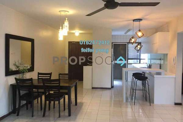 For Sale Condominium at Mont Kiara Pines, Mont Kiara Freehold Fully Furnished 3R/2B 900k