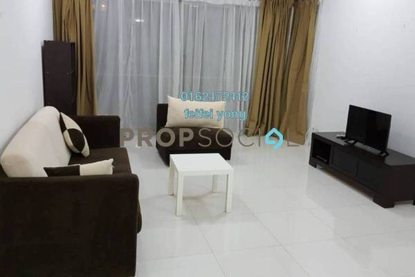 For Sale Condominium at Kiara 1888, Mont Kiara Freehold Fully Furnished 3R/2B 850k