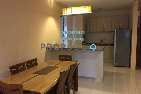 For Sale Condominium at Kiara 1888, Mont Kiara Freehold Fully Furnished 4R/3B 930k