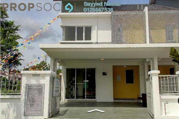 For Sale Terrace at Greenwoods @ Salak Perdana, Sepang Freehold Unfurnished 4R/3B 398k