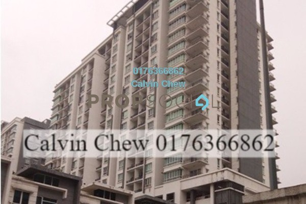 For Sale Condominium at Zenith Residences, Kelana Jaya Freehold Unfurnished 3R/2B 432k