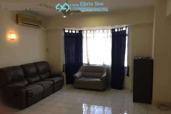 For Sale Condominium at Kelana Puteri, Kelana Jaya Freehold Fully Furnished 3R/2B 500k