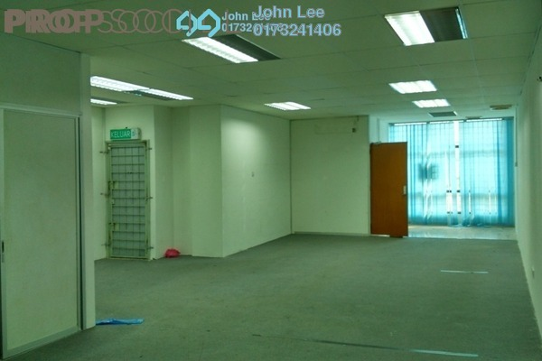 For Rent Office at Sentul Boulevard, Sentul Freehold Semi Furnished 0R/2B 2.3k