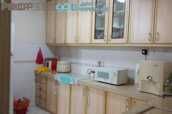 For Sale Condominium at Idaman Putera, Setapak Freehold Fully Furnished 3R/2B 470k